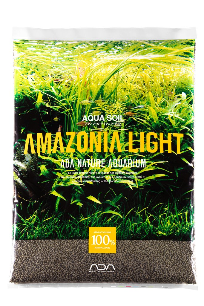 ADA Aqua Soil Amazonia light 1 l