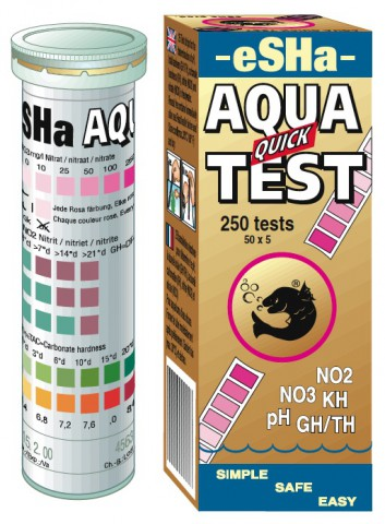 eSHa Aqua Quick Test 50ks