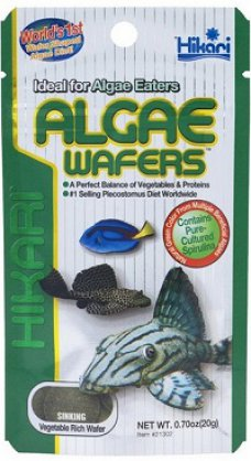 Hikari Tropical Algae Wafers 20g