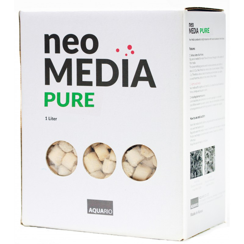 Neo Media Pure 1l - neutrální pH