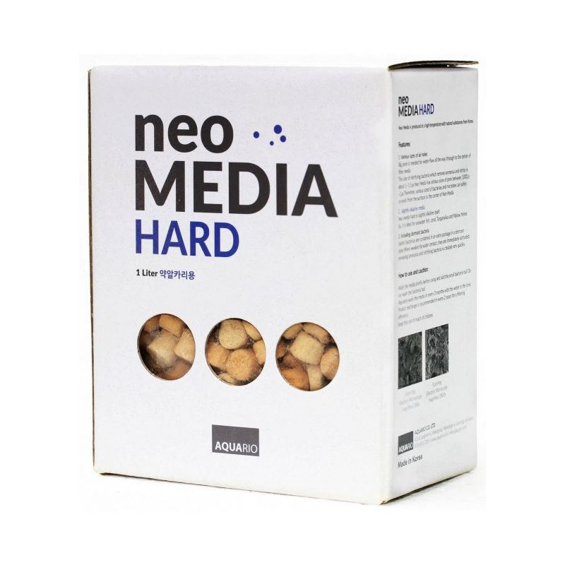 Neo Media Hard 1L - zvyšuje ph