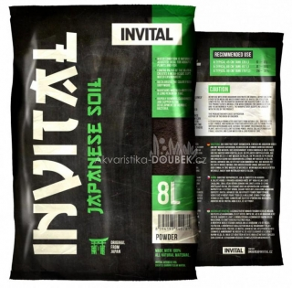 INVITAL Japanese Soil 8l Powder